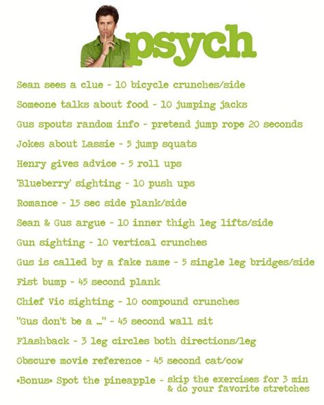 psych quotes psych show quotes quotesgram