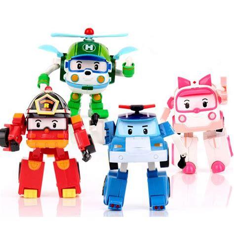 Recommend Setelan Anak Size 1 6 Poli Robocar Merah Baju Anak Karakter robocar poli robot lazada malaysia