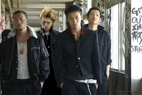 film action genji twistedwing review crows zero dvd