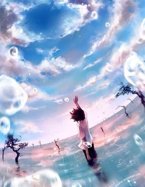 imagenes de paisajes anime paisajes de anime anime amino