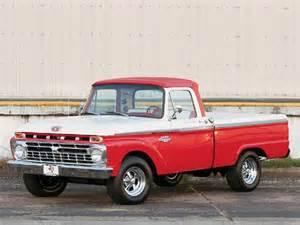 1966 Ford F100 1966 Ford F100 Custom Classic Trucks Magazine