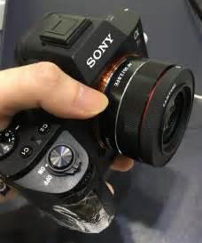 Sony Fe 35mm F2 8 samyang 35mm f2 8 fe autofocus lens leaked lens rumors