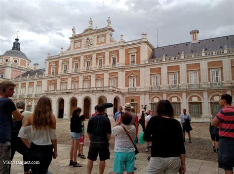 palacio aranjuez entradas palacio real aranjuez visitaranjuez