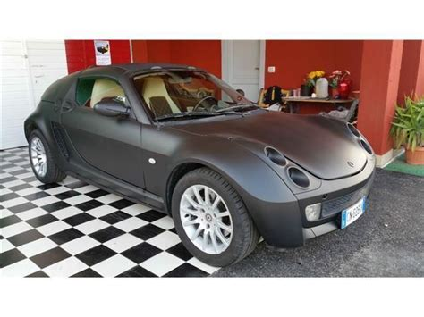 smart roadster interni sold smart roadster colore used cars for sale