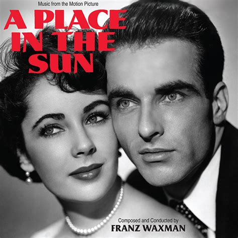 A Place Song Composer From The Motion Picture A Place In The Sun With By Franz Waxman