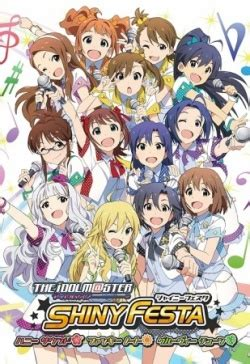 list of the idolmaster characters wikipedia the idolm ster shiny festa project imas com wiki