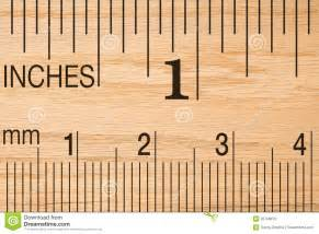 Online Scale Drawing Tool close up of a wood ruler royalty free stock image image