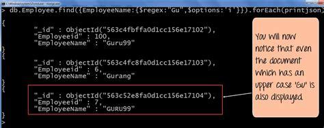 regex pattern even numbers mongodb regular expression regex tutorial