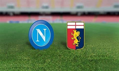 lettere moderne napoli napoli genoa 3 1 risultato finale highlights gol