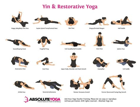 printable yoga poses for stress yin yoga restorative yoga is so good for stress relief