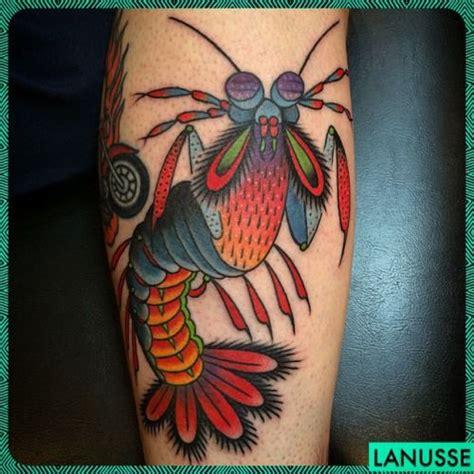 shrimp tattoo 1000 ideas about aquatic on custom
