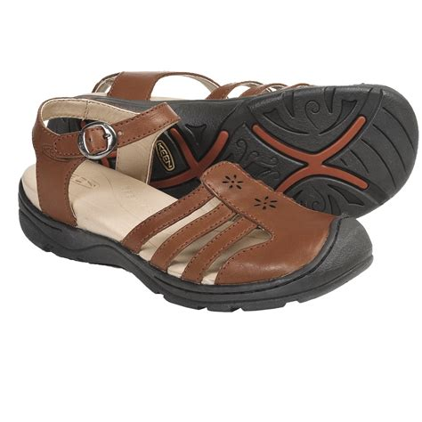 keen leather sandals keen sandals leather footbed keens sandals