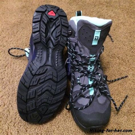 hiking boots for reviews salomon womens hiking boots review