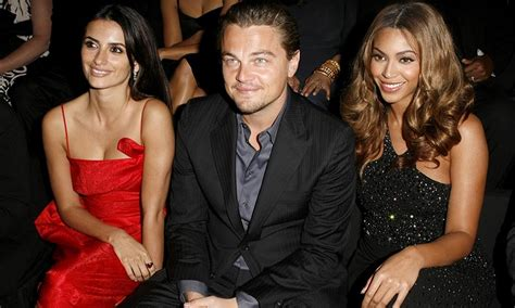Penelope Meet At Armani Prive Show by A Look Back At Leonardo Dicaprio S And Career In
