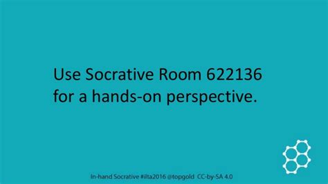 socrative room using socrative with students