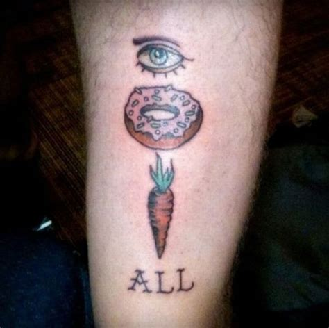 funny tattoo questions joke tattoos that are actually funny all about that bass