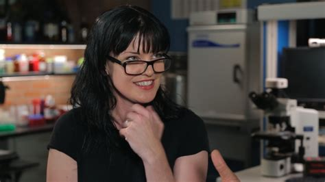 Shoptalk Podcast Pauley Perrette Ncis A Who Knows Way Around A Salvation Army by Check Out The Set Of Ncis With Pauley Perrette And
