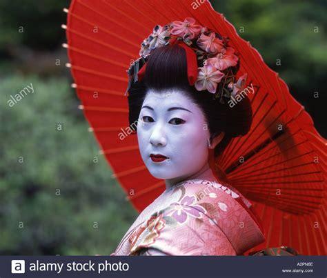 Eyeliner Kimono anese maiko makeup mugeek vidalondon