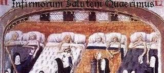 credenze medievali medioevo ospedali e credenze paperblog