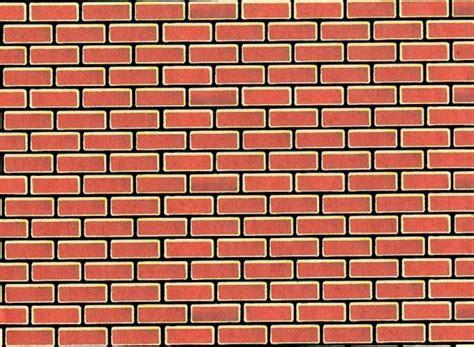 Paper Brick - brick paper 1 dollhouse wallpapers