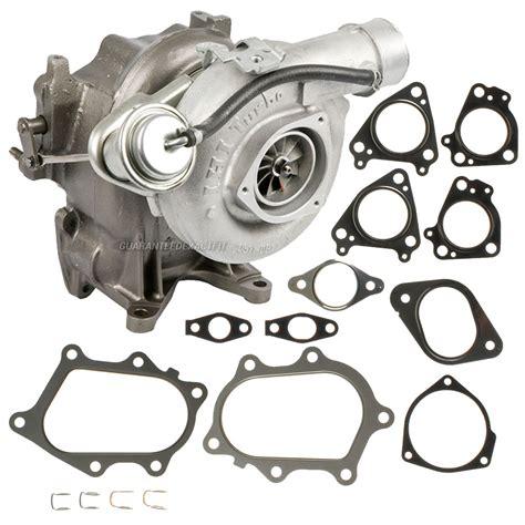 gasket set kit turbocharger turbo remanufactured turbo kit w genuine turbocharger gasket