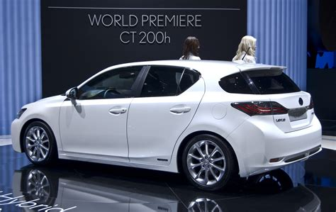 lexus ct200 is ct200h a real lexus or just a prius with lexus make