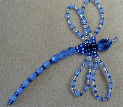 beaded dragonfly beader more beaded dragonflies
