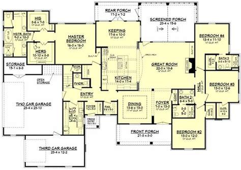 plans maison en photos 2018 traditional style house plan