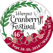 warrens cranberry festival | warco transportation