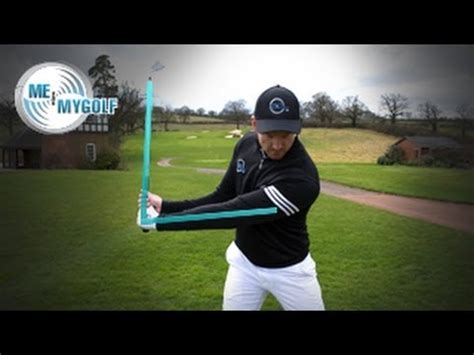 the perfect golf swing youtube better golf backswing drill youtube