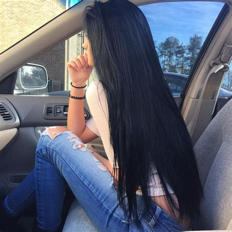 17 best ideas about long black hair on pinterest long