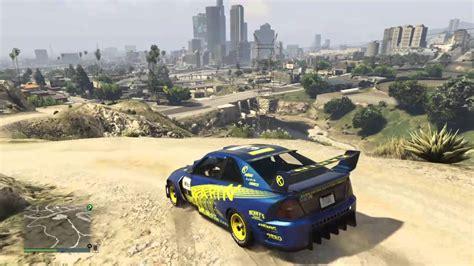 Grand Theft Auto 5 Rally Car by Gta 5 Rally Car