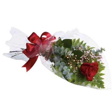 Box A Single Rainbow Multicolor Happy Preserved Flower anniversary flowers delivery rockdale nsw flowers of rockdale