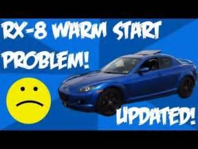 rx8 warm start problem how to save money and do it yourself