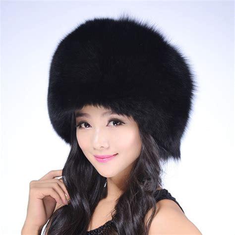 hat warm cossack winter womens s russian faux