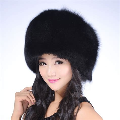 russian cossack warm cap luxury womens s