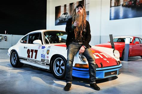 2 Car Garage With Loft by Magnus Walker Ask Him Anything Submit Your Questions