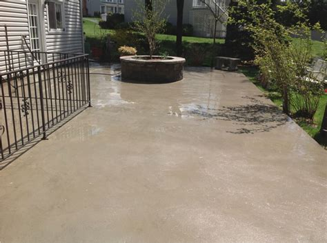 clean concrete patio pressure washing concrete patio home cold pressure washing sidewalks decking patios just