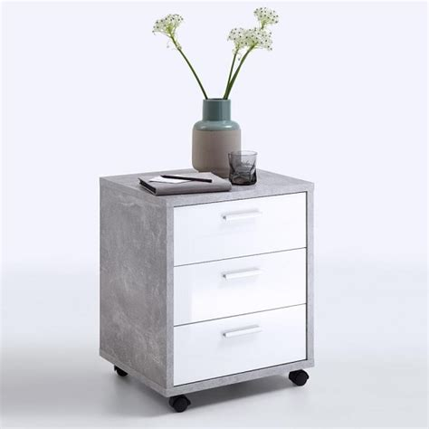 white gloss office cabinet cooper office cabinet in light atelier and white high gloss
