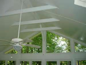 Beadboard Patio Ceiling - what is the difference in a screened porch a 3 season room and a sunroom archadeck of the