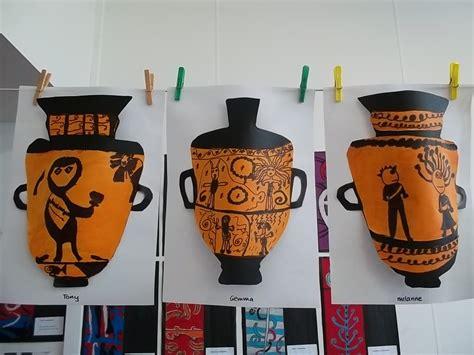 Ancient Vases Ks2 by Mythology Ideas Learning Zone Number 16