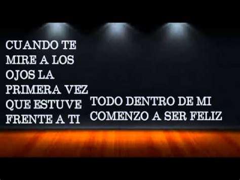 y lyrics juntos tu y yo aracely arambula lyrics letra