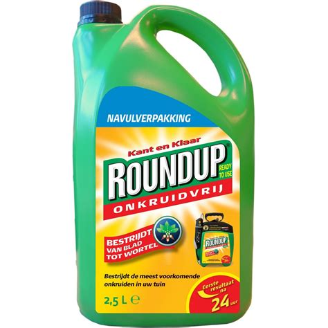 The Roundup 2 by Roundup Navul K K 2 5l Onkruid Tuincentrum Rebel In