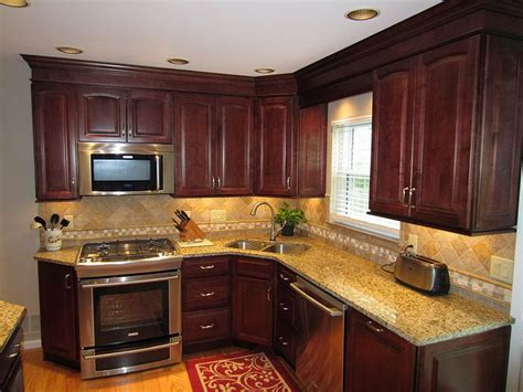 Kitchen Cabinets Gallery Of Pictures Kitchens Pictures Of Remodeled Kitchens