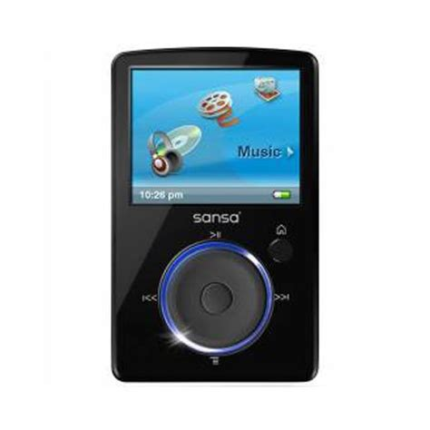 Sandisk Mp3 Player Sandisk Sansa Fuze 4 Gb Mp3 Player Black Reviews Mp3 Player
