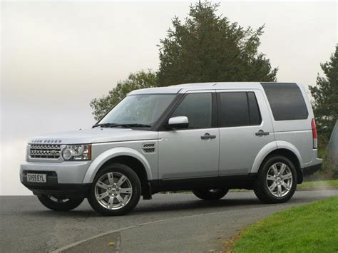 silver land rover discovery land rover discovery review and photos