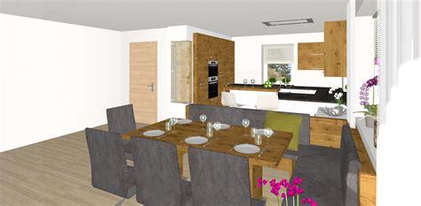 Elegant Home Office k 252 che mit essbereich in perg tischlerei kastner