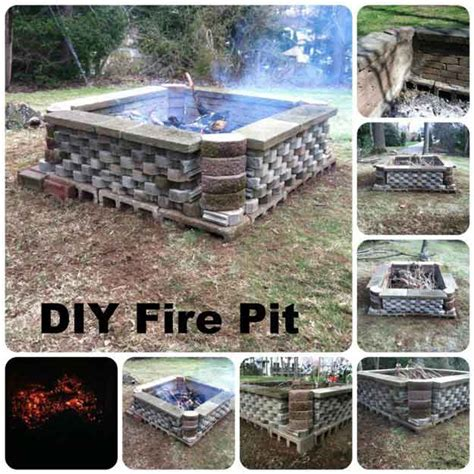 diy pit material list 27 pit ideas and designs