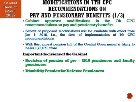 one rank one pension union cabinet approved the orop ex servicemen welfare 7th pay commission cabinet