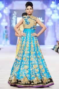 Latest designs of barat dresses for wedding brides 2016 2017